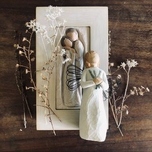 Willow Tree Angel - Gift set.